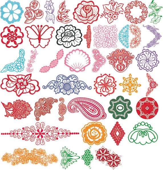 Creative DRAWings Embroidery Digitizing Software 5 | Demo 3