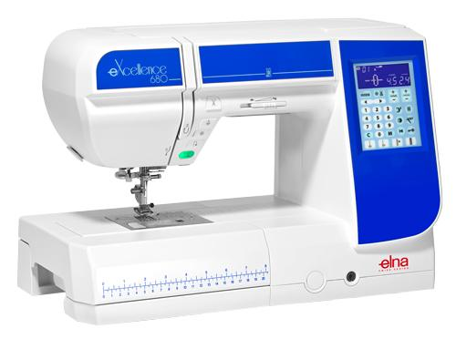 Elna Canada Sewing EXcellence 40 Gorgeous Elna Sewing Machine Review
