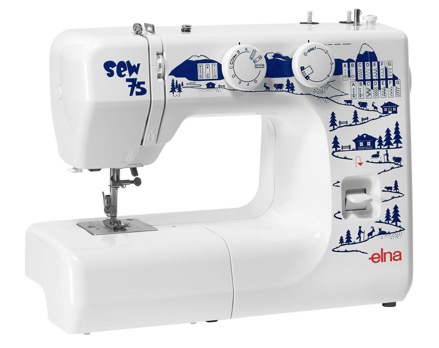 elna sewing machine