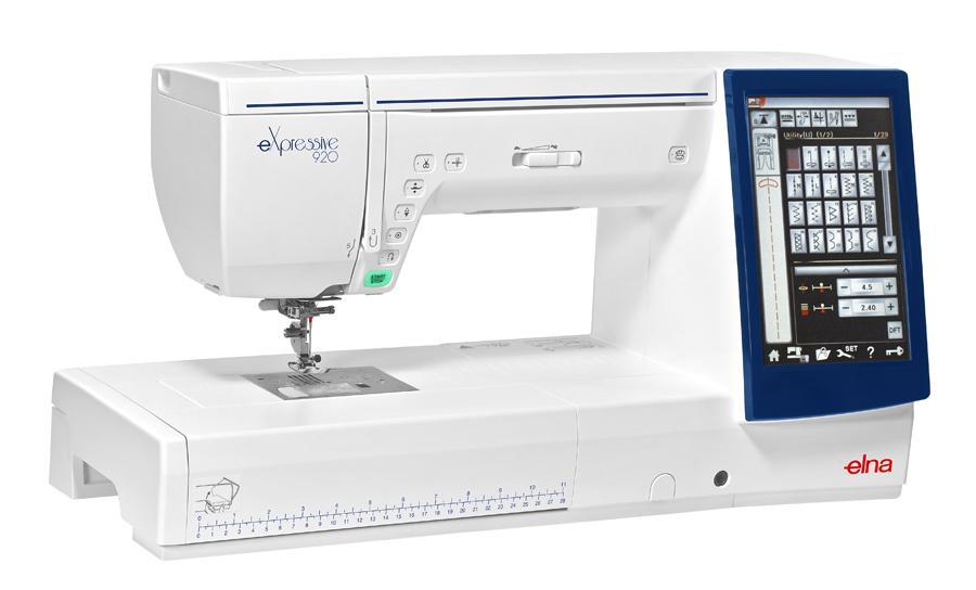 Elna Canada Sewing EXpressive 40 Fascinating Elna Walking Foot Sewing Machine