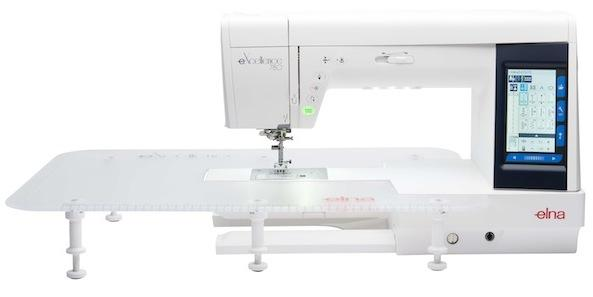 Elna Canada Sewing EXcellence 40 Inspiration Elna 780 Sewing Machine