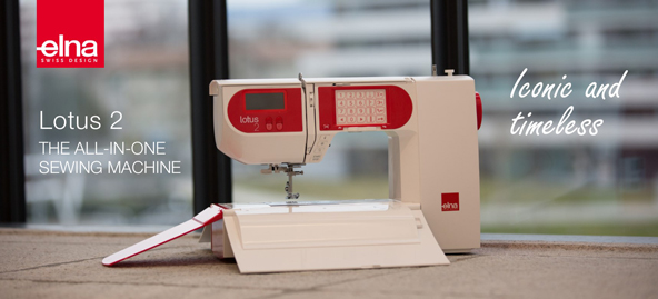 Elna Thailand Sewing Machines Embroidery Quilt Overlock Classy Sewing Machine Thailand